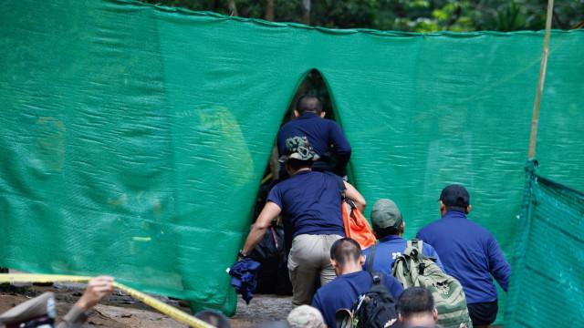 Equipas expressam confiança antes de recomeçar operação de resgate
