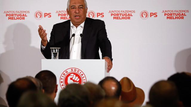 Portugueses não perdoariam se maioria de esquerda caísse já, avisa Costa