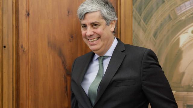 Subida da notação da dívida reflete sucesso da legislatura, diz Centeno