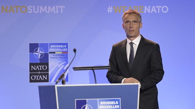 NATO acusa Rússia de violar tratado nuclear e pede explicações