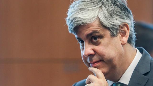 Mário Centeno apela a reformas urgentes na zona euro