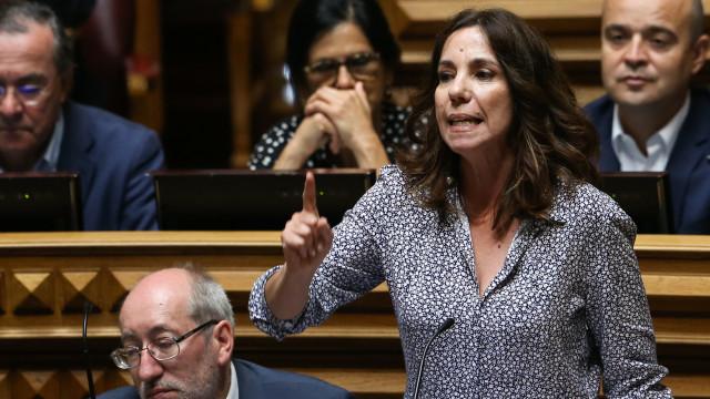 """Verdes criticam """"pezinho no travão"""" do Governo"""