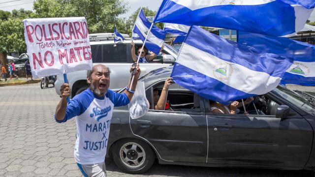 'Operação Limpeza' na Nicarágua já causou cinco mortes