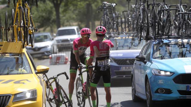 Rigoberto Urán abandona o Tour antes da 12.ª etapa