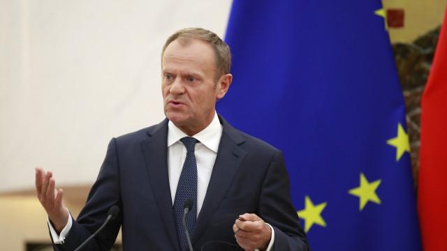 """Conselho Europeu reúne-se para a """"hora da verdade"""" sobre o Brexit"""