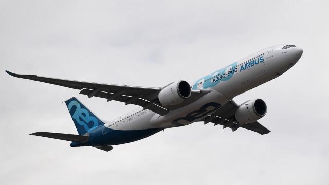 TAP recebe Airbus A330Neoa e até final de 2019 terá mais 36 aviões
