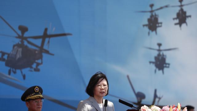 Taiwan está a desenvolver mísseis para reduzir vantagem militar chinesa