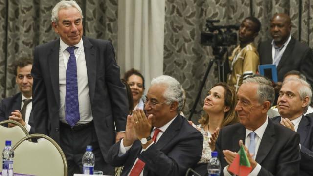 Francisco Ribeiro Telles toma posse como secretário-executivo da CPLP