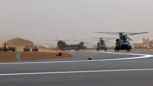 UE aloca 67 milhões para estender missão de segurança no Mali até 2021