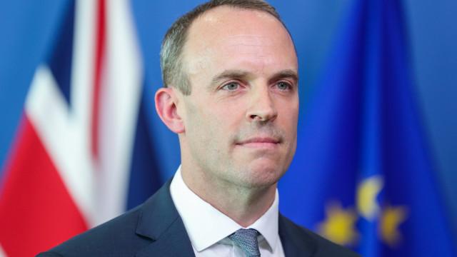 Reino Unido condiciona pagamento de 43,8 mil mil milhões a Bruxelas