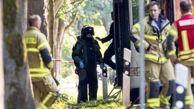 Polícia confirma que não há sinais de terrorismo no ataque em Lübeck