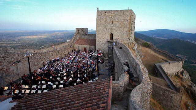 Festival de Música de Marvão com 42 concertos e cerca de 600 músicos