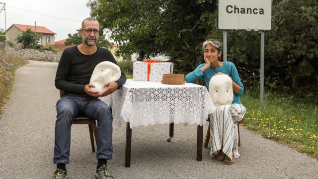 Dois atores criaram em Penela companhia moldada pelo vagar dos dias