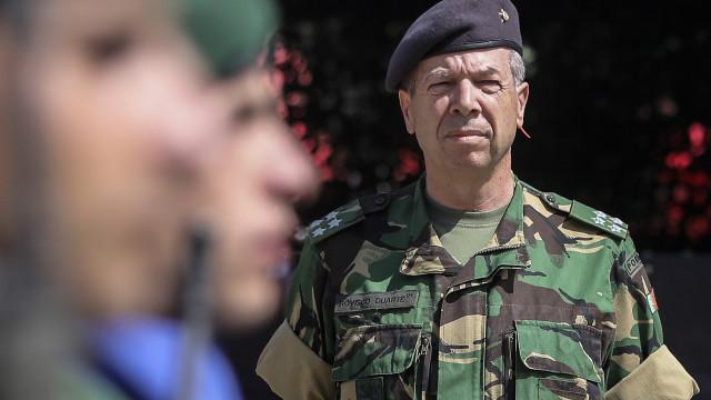 """""""Tudo foi feito para garantir segurança dos paióis do Exército"""""""