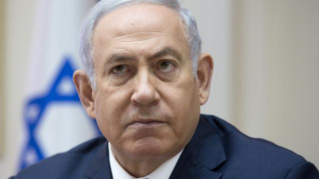 Netanyahu volta a defender lei Estado-nação após protestos