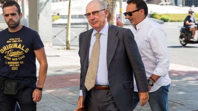 Supremo espanhol confirma pena de 4 anos e meio de prisão de Rodrigo Rato