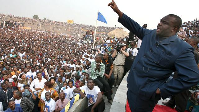Jean-Pierre Bemba regressou à RDCongo após 10 anos na prisão