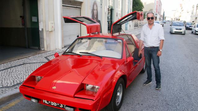 Único carro desportivo feito na Figueira da Foz volta a casa após 30 anos