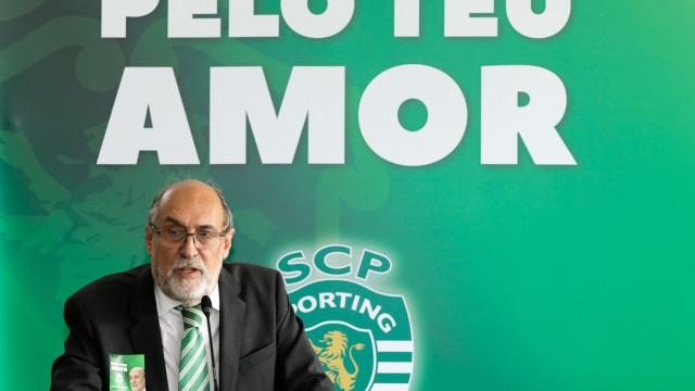 Candidatura de Dias Ferreira à presidência do SCP retificada e aceite