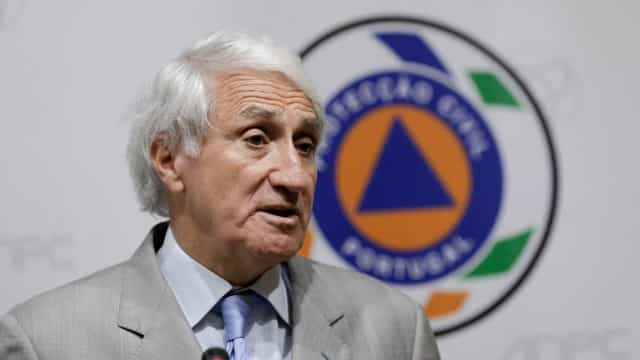 Presidente da ANPC afirma que a segurança dos portugueses está garantida