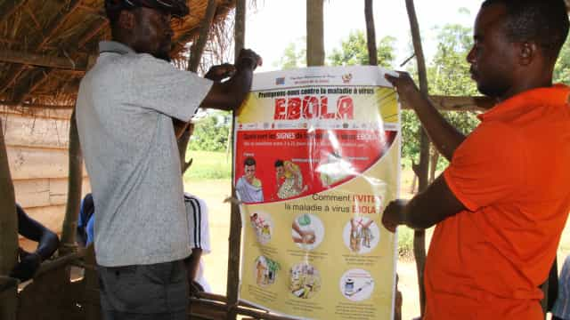 Ébola na RD Congo já afeta mais de 420 pessoas e provocou 242 mortos