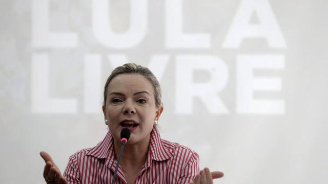 Líder do PT diz que novo depoimento de Lula da Silva é 'peça teatral'