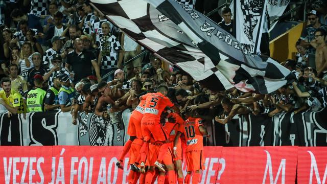 Boavista arranca Liga com vitória em Portimão