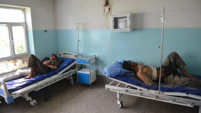 Trinta membros das forças de segurança morrem em ataque no Afeganistão