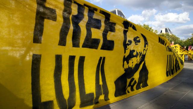 Lula da Silva depõe hoje em novo processo da operação Lava Jato