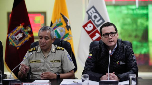 Pelo menos 24 pessoas morreram em acidente de viação no Equador