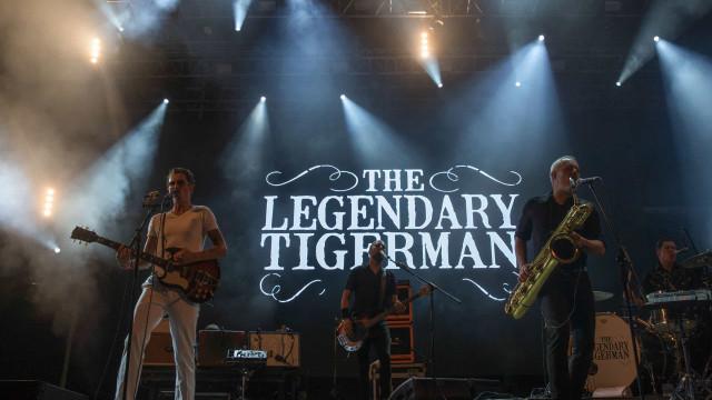 Tigerman e companhia Untamed no programa do Festival Muscarium em Sintra
