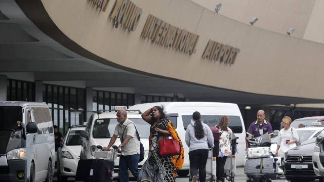 Avião com 157 passageiros falhou aterragem em Manila. Não há feridos