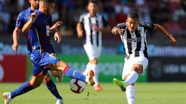 Desportivo de Chaves vence Portimonense e soma primeiros pontos