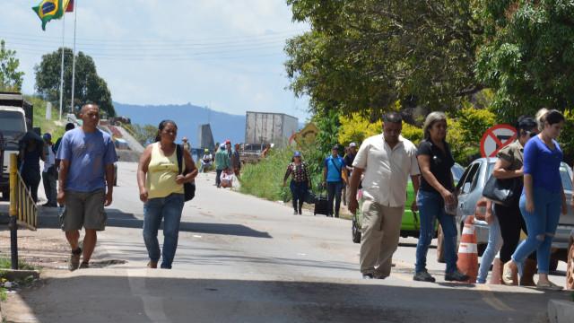 Brasil adota medidas face a fluxo de venezuelanos na fronteira