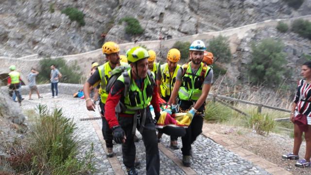 Cinco pessoas morrem em repentina inundação em reserva natural em Itália
