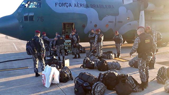 Brasil reforça segurança e diz que não fechará fronteira com a Venezuela
