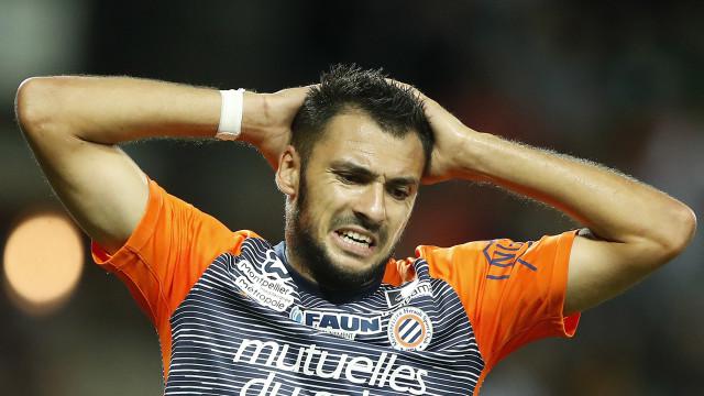 Montpellier vence Nice e sobe ao terceiro lugar da Liga