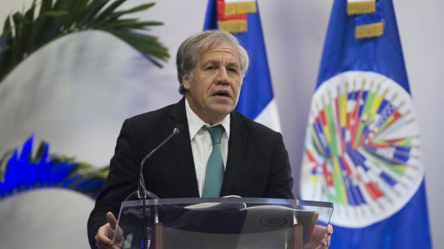 Venezuela acusa OEA de promover intervenção militar contra Maduro