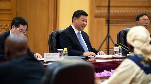 Xi Jinping promete 60 mil milhões de dólares em crédito para África
