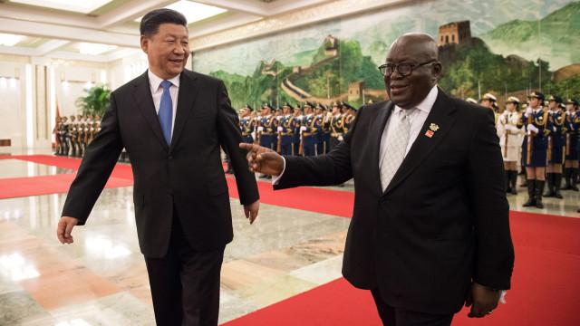 Investimento direto da China em África atinge os 2.500 milhões anuais