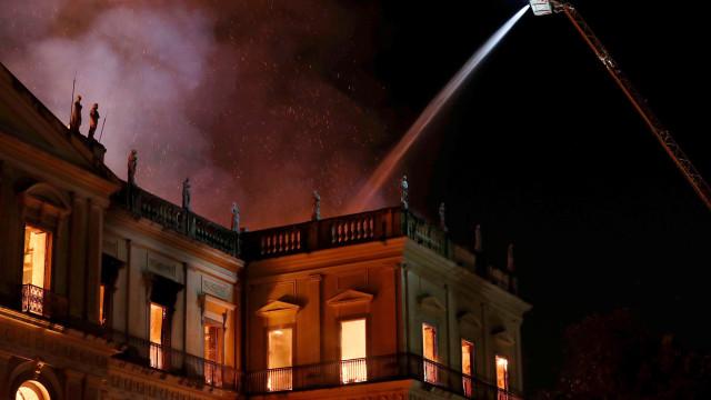 Empresa autorizada a iniciar obras no Museu Nacional do Rio de Janeiro