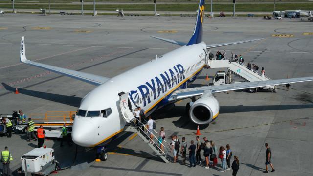 Ryanair vai cancelar 150 voos de e para a Alemanha