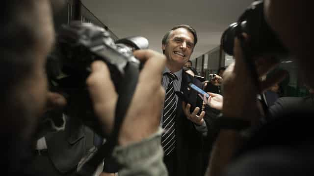 Bolsonaro diz no hospital que estava consciente dos riscos que corria