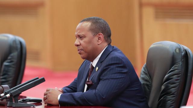 Primeiro-ministro de São Tomé pede mais quatro anos de poder para