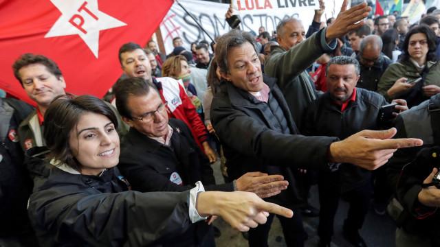 PT tem de apresentar até hoje substituto de Lula às presidenciais