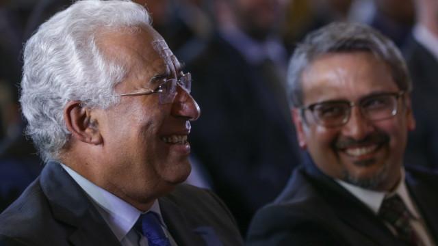 António Costa inicia hoje visita oficial de dois dias a Angola