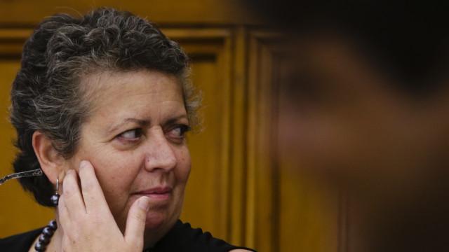 Ministra ouvida hoje sobe fundos europeus, transporte de animais e portos