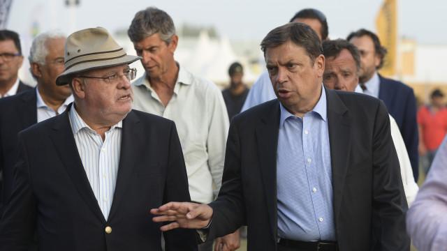 """Espanha e Portugal discutem """"estratégia conjunta"""" para reforma da PAC"""