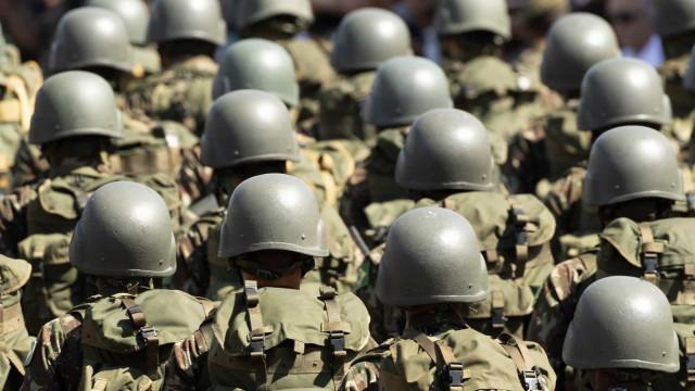 Defesa autoriza 2.500 admissões para reforçar efetivo das Forças Armadas