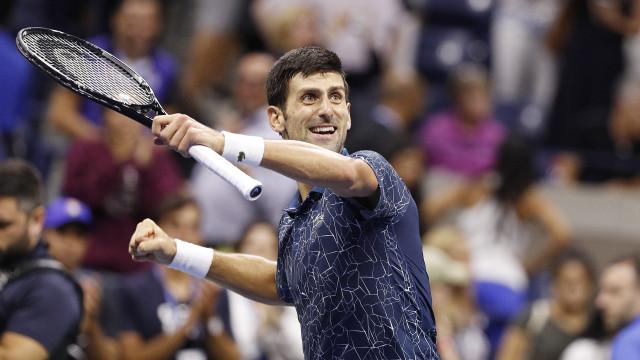Ranking ATP: Boas notícias para João Sousa e Djokovic